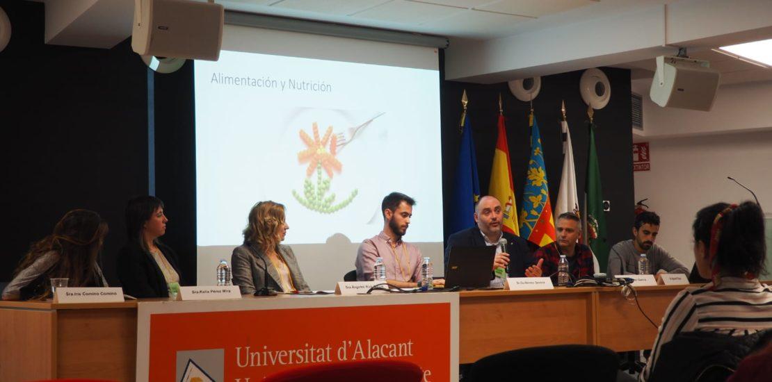 Xarxa Agrícola en Universidad Alicante