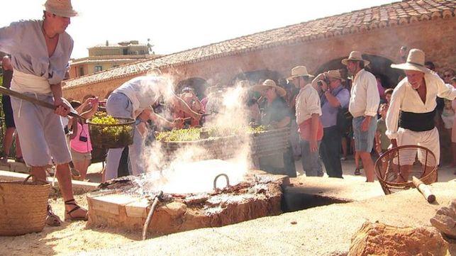 Mercados tierra Mercats Terra frutas hotalizas Marina Alta