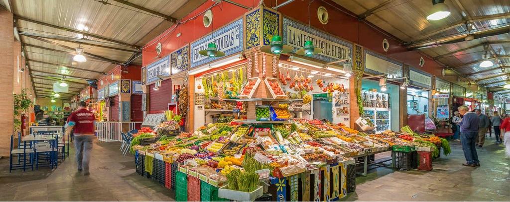Mercados Locales Mariana Alta